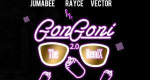 Dj Hazan - Gongoni 2.0 ft Vector, Jumabee & Rayce [AuDio]