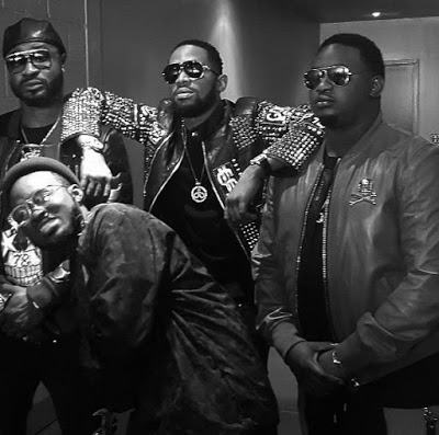 Harrysong, Dbanj and Wande coal