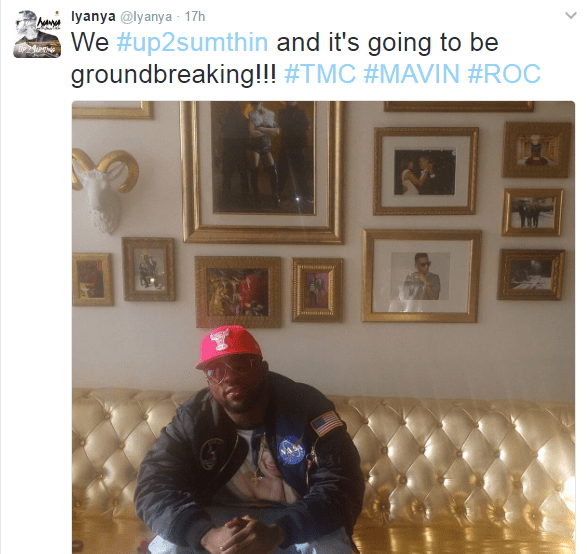 Iyanya signs deal with Roc Nation