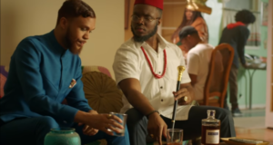 Jidenna - The Let Out ft Nana Kwabena [ViDeo]