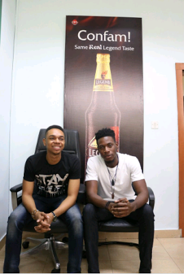 Soma and Miyonse media tour