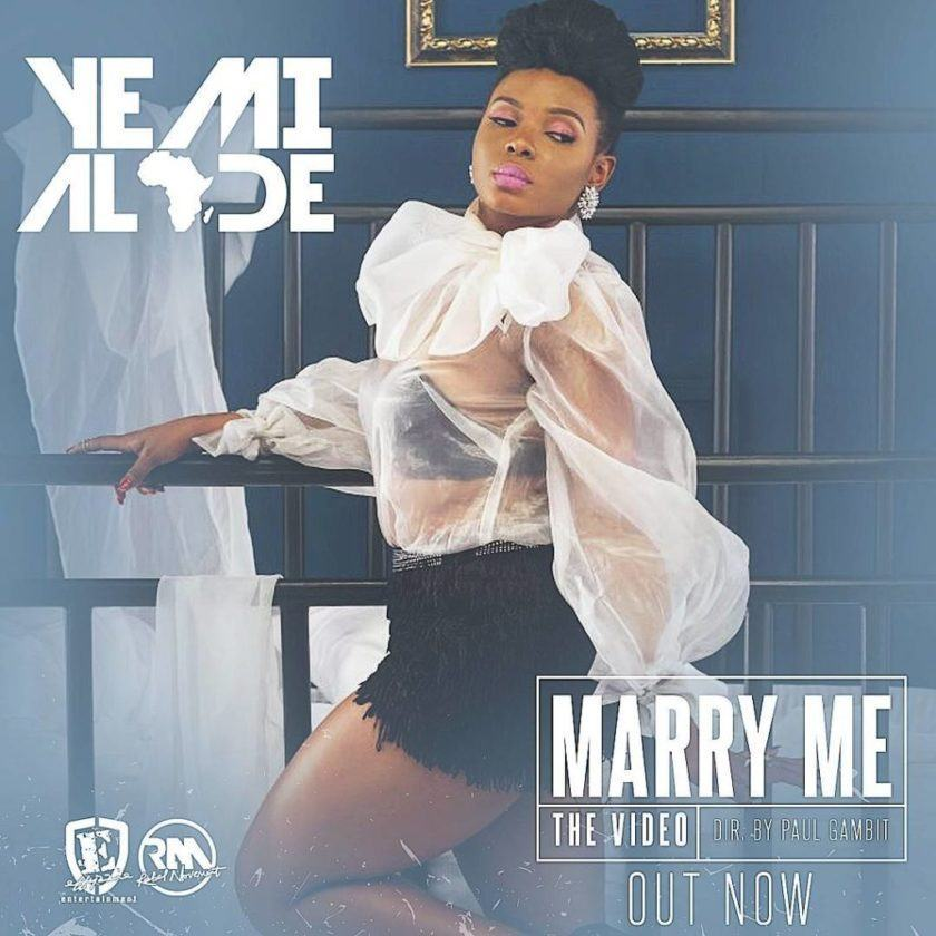 Yemi Alade – Marry Me [ViDeo]