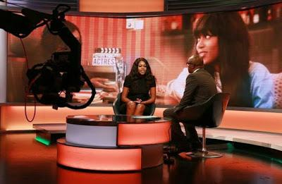 Yvonne Nelson appears on BBC