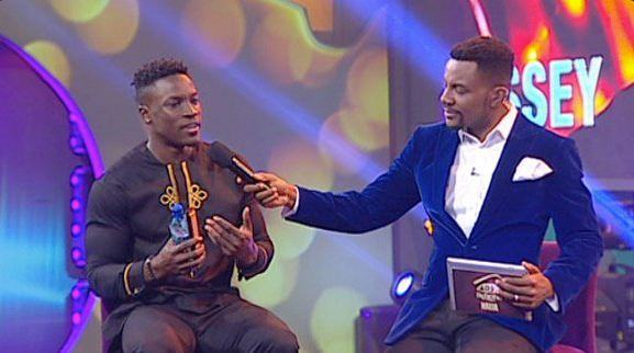 Bassey Evicted From Big Brother Naija