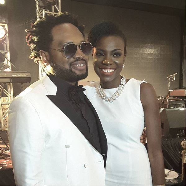 Photos from Cobhams Asuquo's album launch