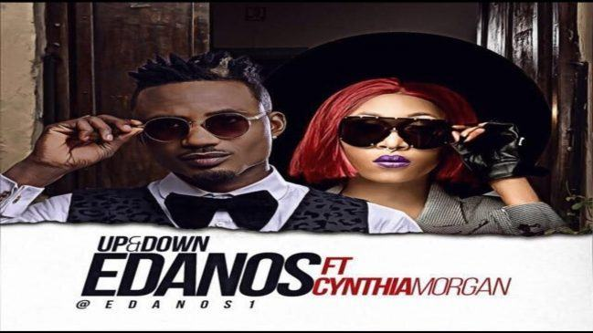 Edanos - Up & Down ft Cynthia Morgan [ViDeo]