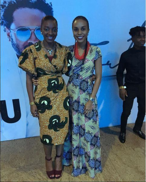 Francesca Uriri and Toyin Poju Oyemade