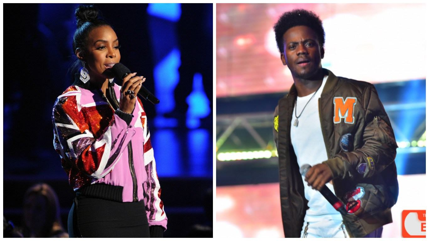 Korede Bello Reveals Kelly Rowland Asked Him For A Remix Of His Song