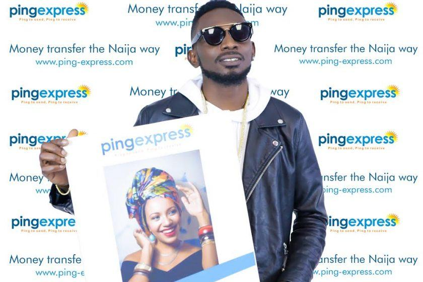 May D unveiled brand ambassador for PingExpress