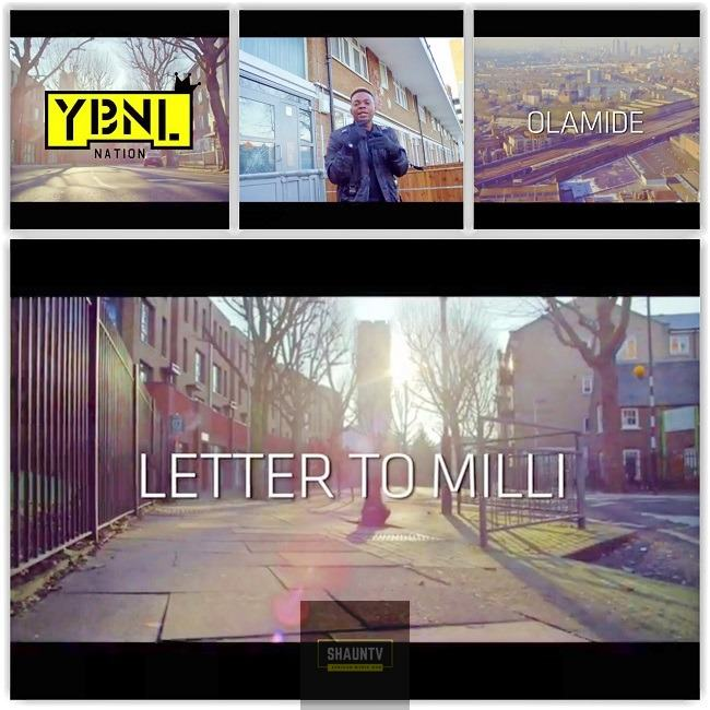 Olamide - Letter to Milli [ViDeo]