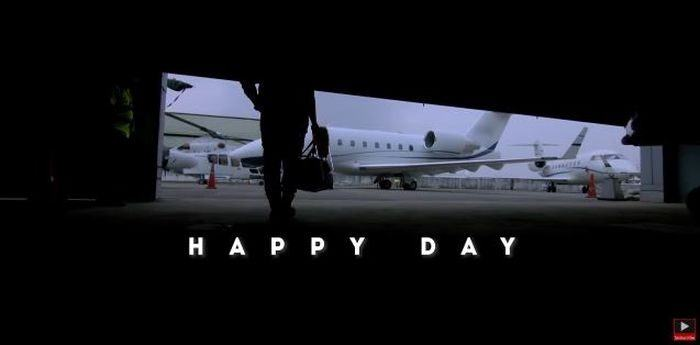 Oritse Femi - Happy Day [ViDeo]