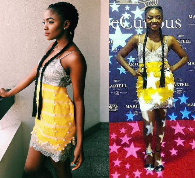 Simi lashes out at critics of her AMVCA