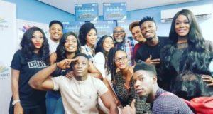Big Brother Naija 2017 Housemates Unite At DSTV Office In Lagos