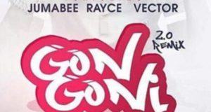DJ Hazan - Gongoni 2.0 ft Rayce, Vector & Jumabee [ViDeo]