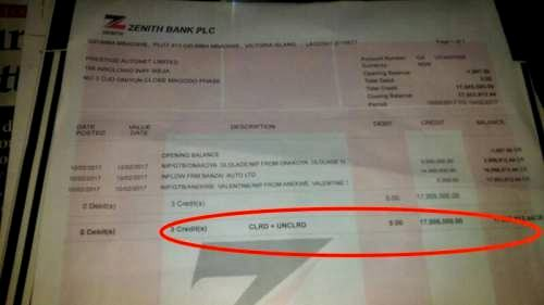 Davido In Dud Cheque issue