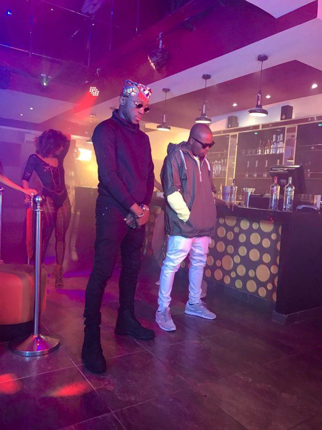 Dj Spinall - Gimme Luv ft Olamide [ViDeo]