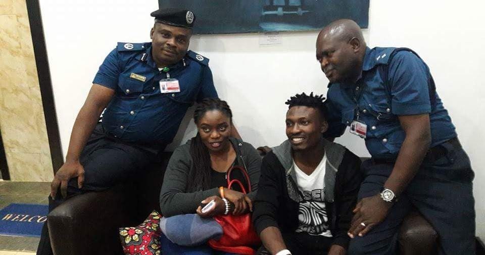 Efe & Bisola Return