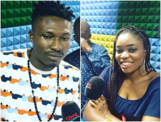 Photos as Efe and Bisola kick off media tour