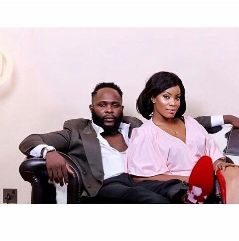 Ese & Joro Olumofin loved up