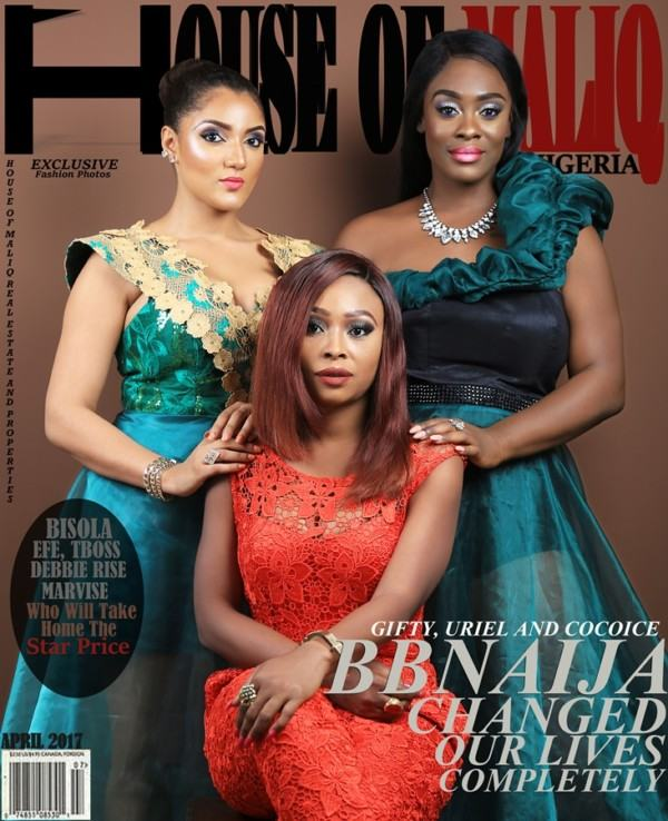 Gifty, UrieL and Cocoice