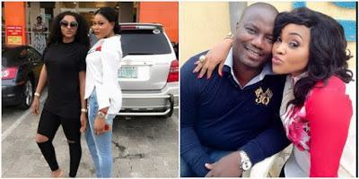 Mercy Aigbe's Husband Alleged Side Chick