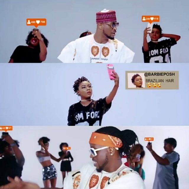 PSquare - Nobody Ugly [ViDeo]