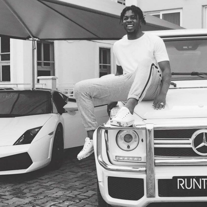Runtown Acquires Lamborghini Gallardo