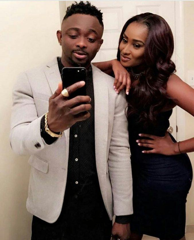 Sean Tizzle and Maima