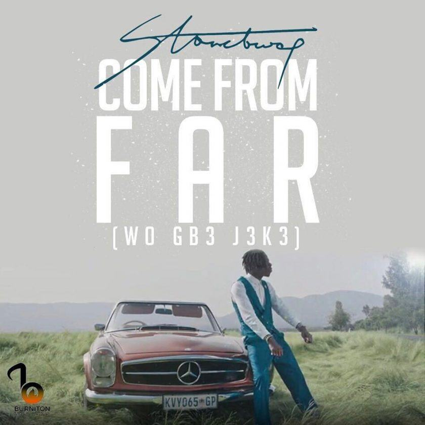 Stonebwoy - Come From Far (Wogbe Jeke)