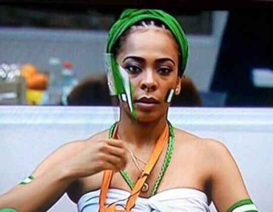 Tboss unable to recite Nigerian National Anthem