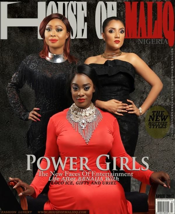UrieL, Cocoice and Gifty