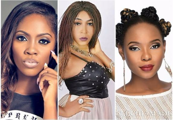 'I am not in competition with Tiwa Savage or Yemi Alade' - She Baby
