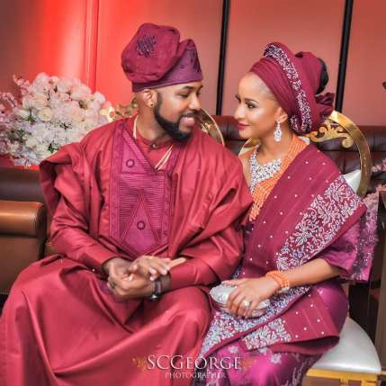 Adesua Etomi & Banky W's Introduction NaijaVibe 2017