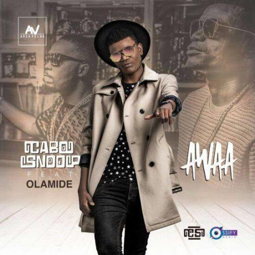 Cabo Snoop - Awaa ft Olamide [ViDeo]
