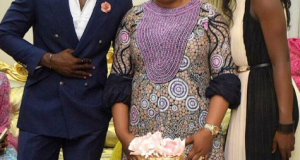 Debbie Rise and Bassey stun at Kogi first lady's birthday celebration