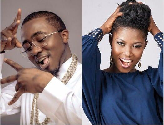 Debbie Rise and ice Prince