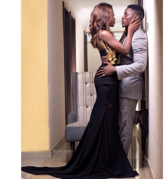 Debie-Rise and Bassey give us pre-wedding pic inspirations