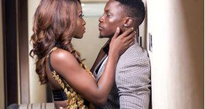 Debie-Rise and Bassey pre-wedding pic