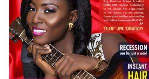 Debie-rise covers May 2017 edition of VL Africa Magazine