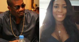 Don jazzy and Linda ikeji