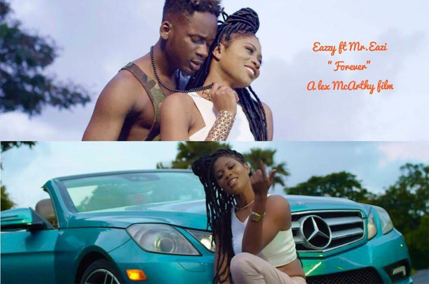 Eazzy - Forever ft Mr Eazi [ViDeo]