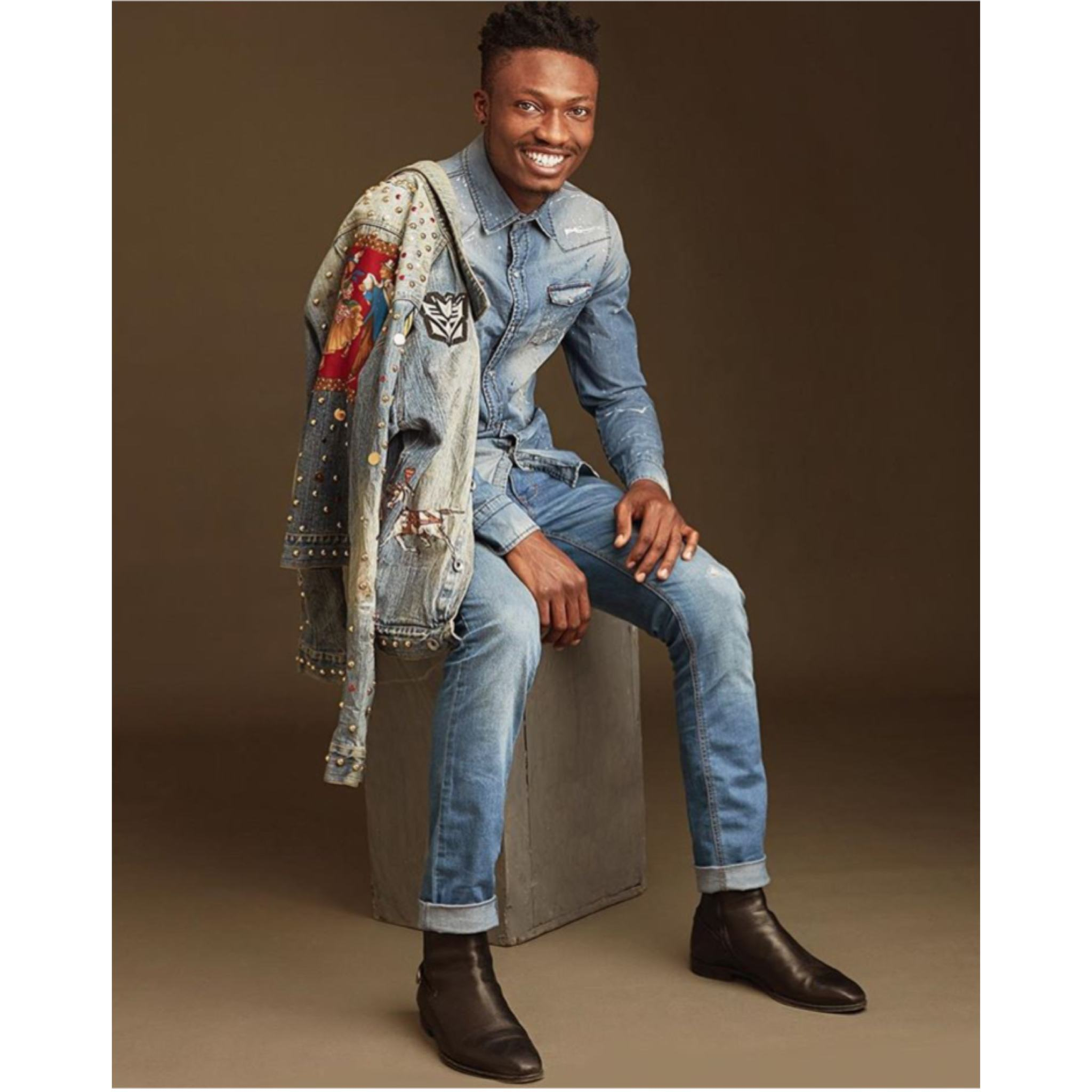 BBNaija Winner Efe Graces The Cover Of ThisDay Style