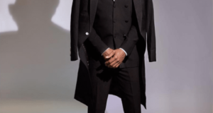 Efe looks dapper in new photoshoot by TY Bello