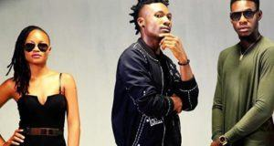 Ex BBNaija housemates turn up for Efe's video shoot