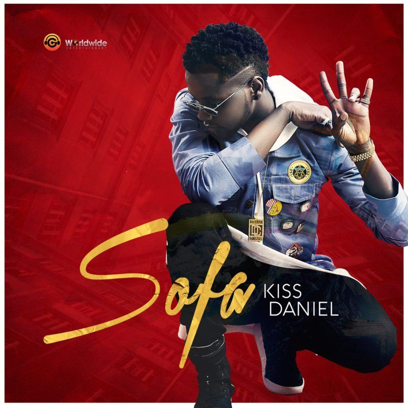 Kiss Daniel - Sofa [AuDio]