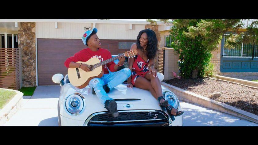 Korede Bello - Butterfly [ViDeo]