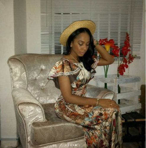 TBoss Glamorous In Floral Dress