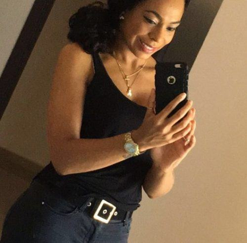 TBoss Shows Off Beautiful Look