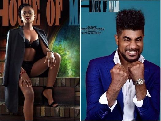 TTT & Marvis cover House Of Maliq May Edition