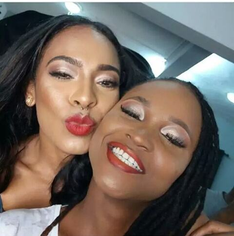 Tboss & Marvis of BBNaija stun